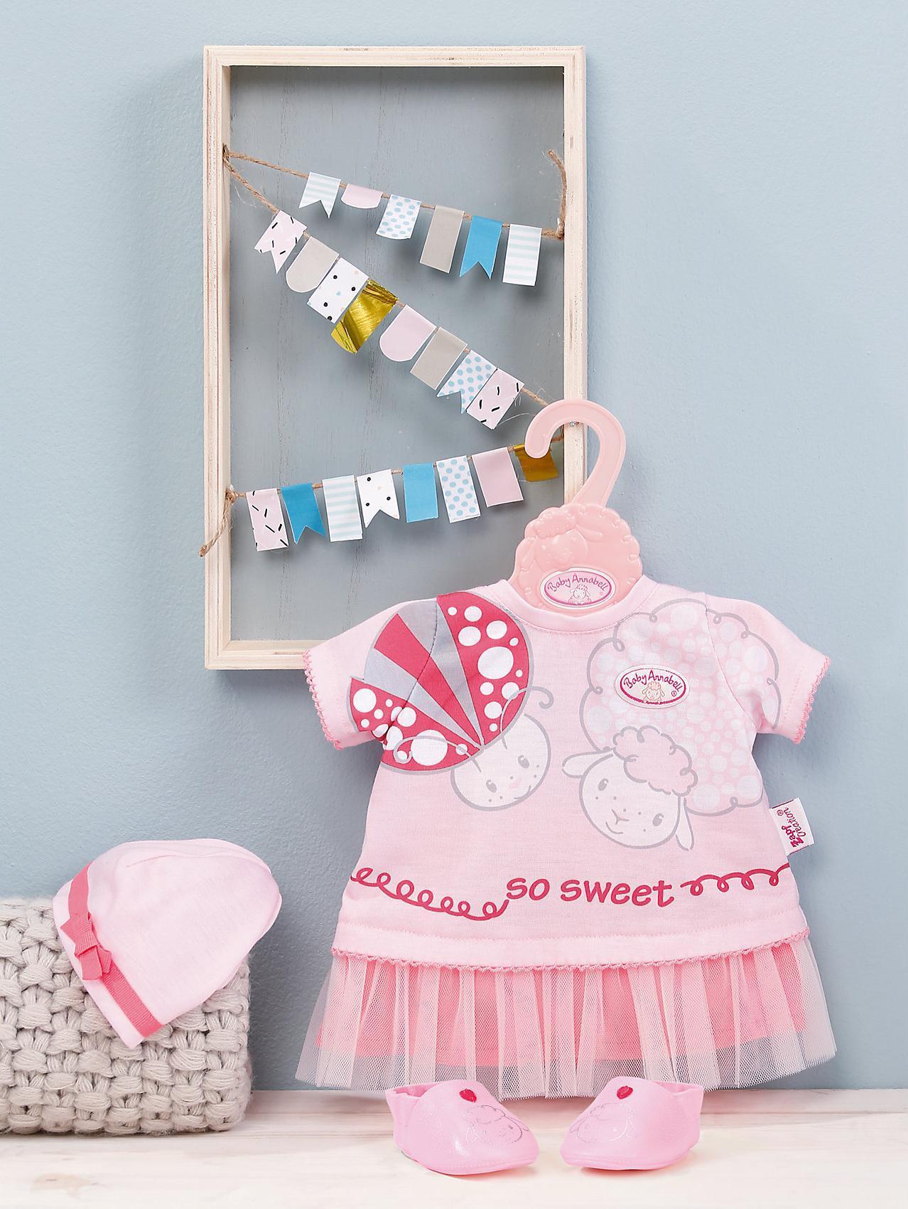 Одежда для теплых деньков, Baby Annabell 46 см