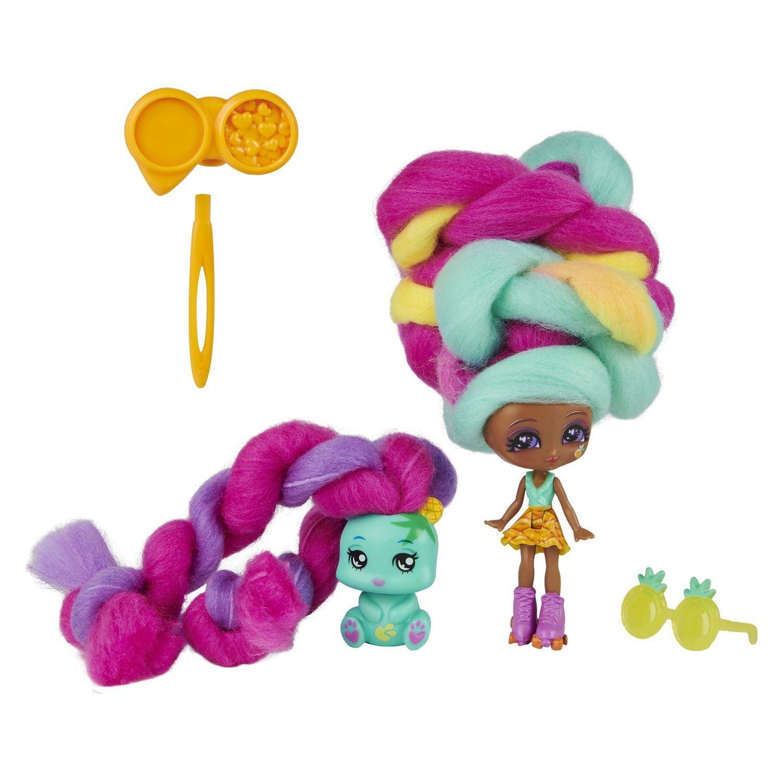Кукла Candylocks Тропики №4 Мина Колада и Гризз