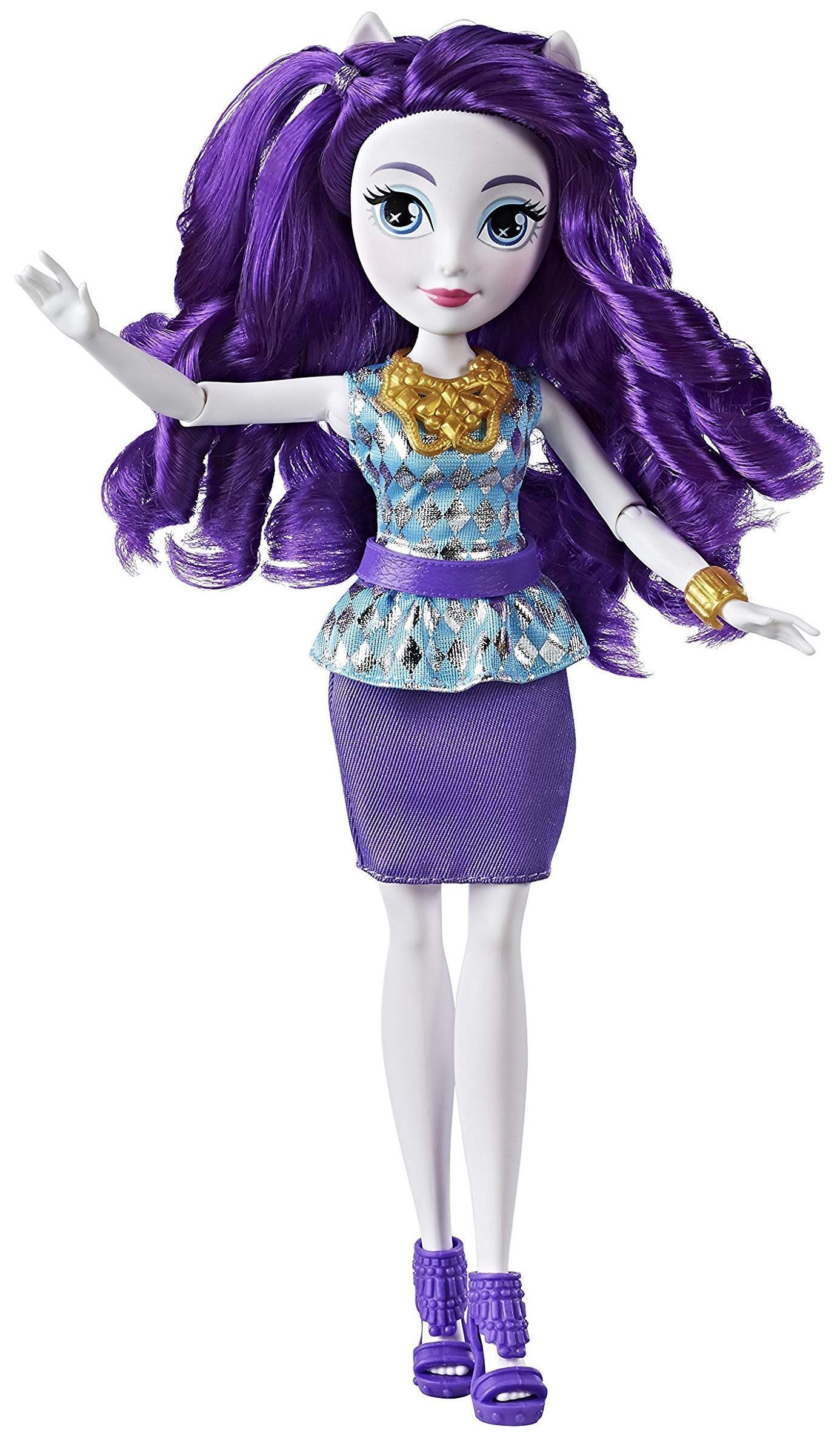 Купить Кукла Equestria Girls Девочки Эквестрии Рарити, MLP Equestria Girls, Китай