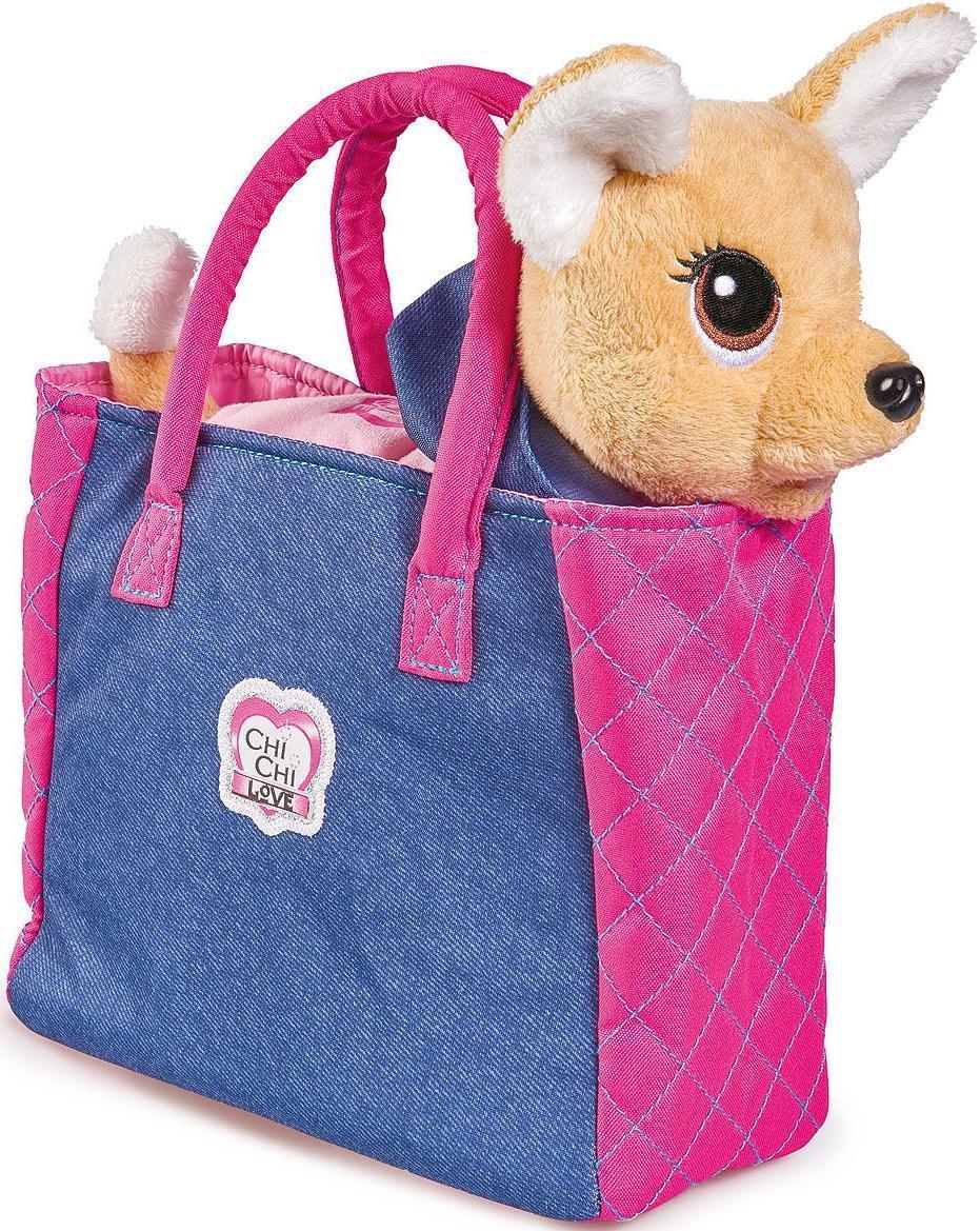 Купить Мягкая игрушка Simba Chi-Chi love. Плюшевая собачка. Городская мода, Chi Chi Love, Китай
