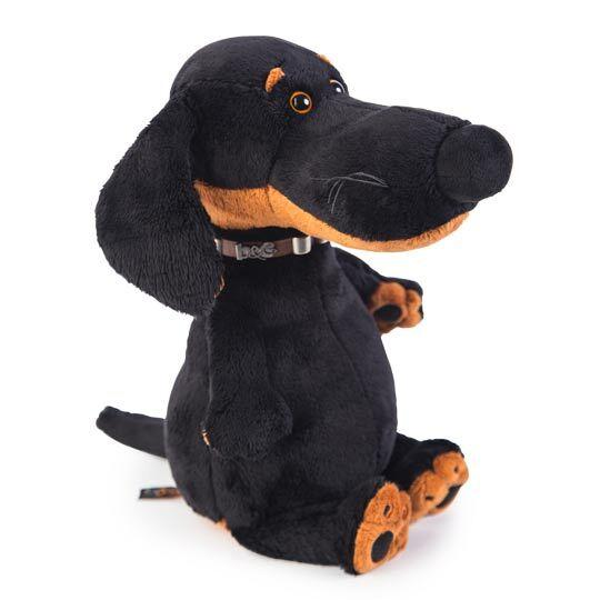 Мягкая игрушка BUDI BASA Vaks29-002 Ваксон в ошейнике 29см