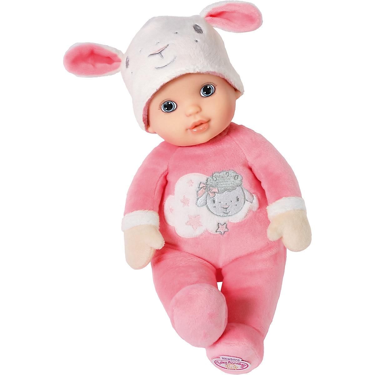 Baby Annabell for babies Кукла мягкая с твердой головой, 30 см