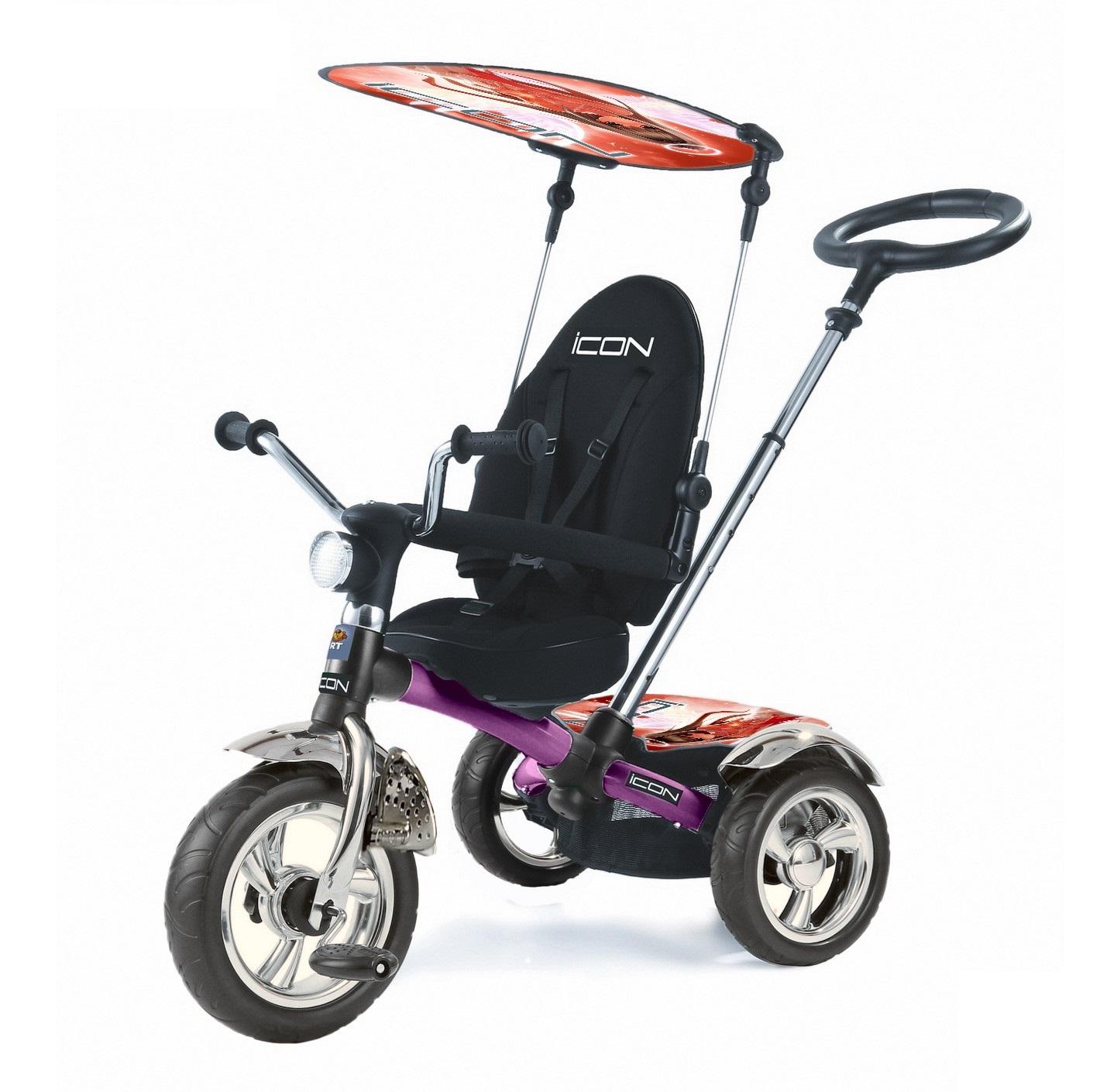 Купить ICON Трёхколёсный велосипед Lexus trike original 3 RT , цвет fuksia angel 4014, Китай