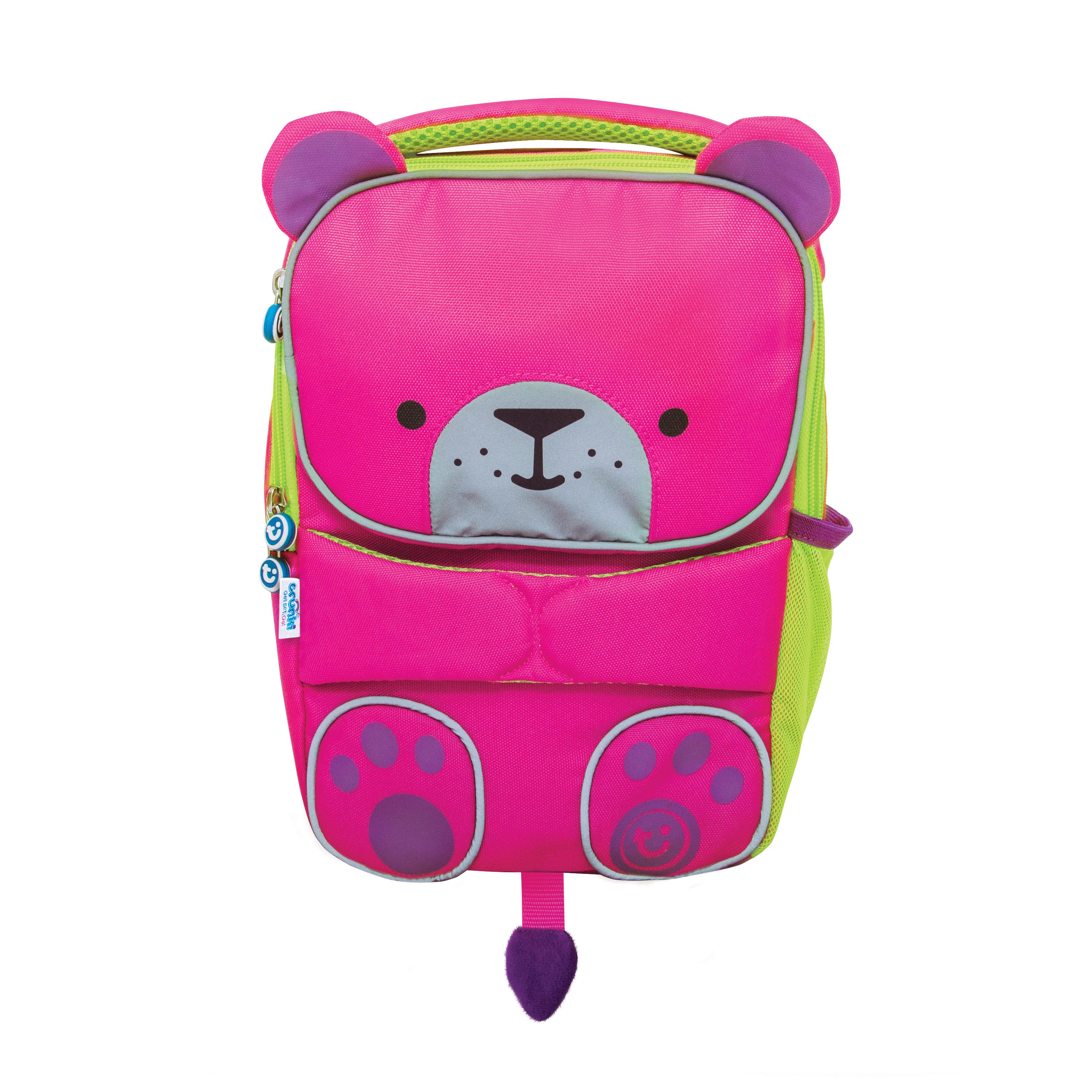 Купить Trunki Рюкзак детский Toddlepak Бэтси, розовый, Китай
