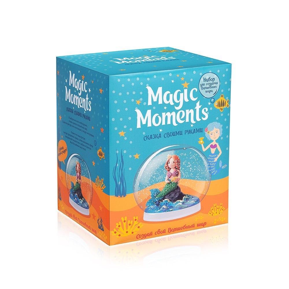 Набор для творчества MAGIC MOMENTS mm-20 Волшебный шар Русалка