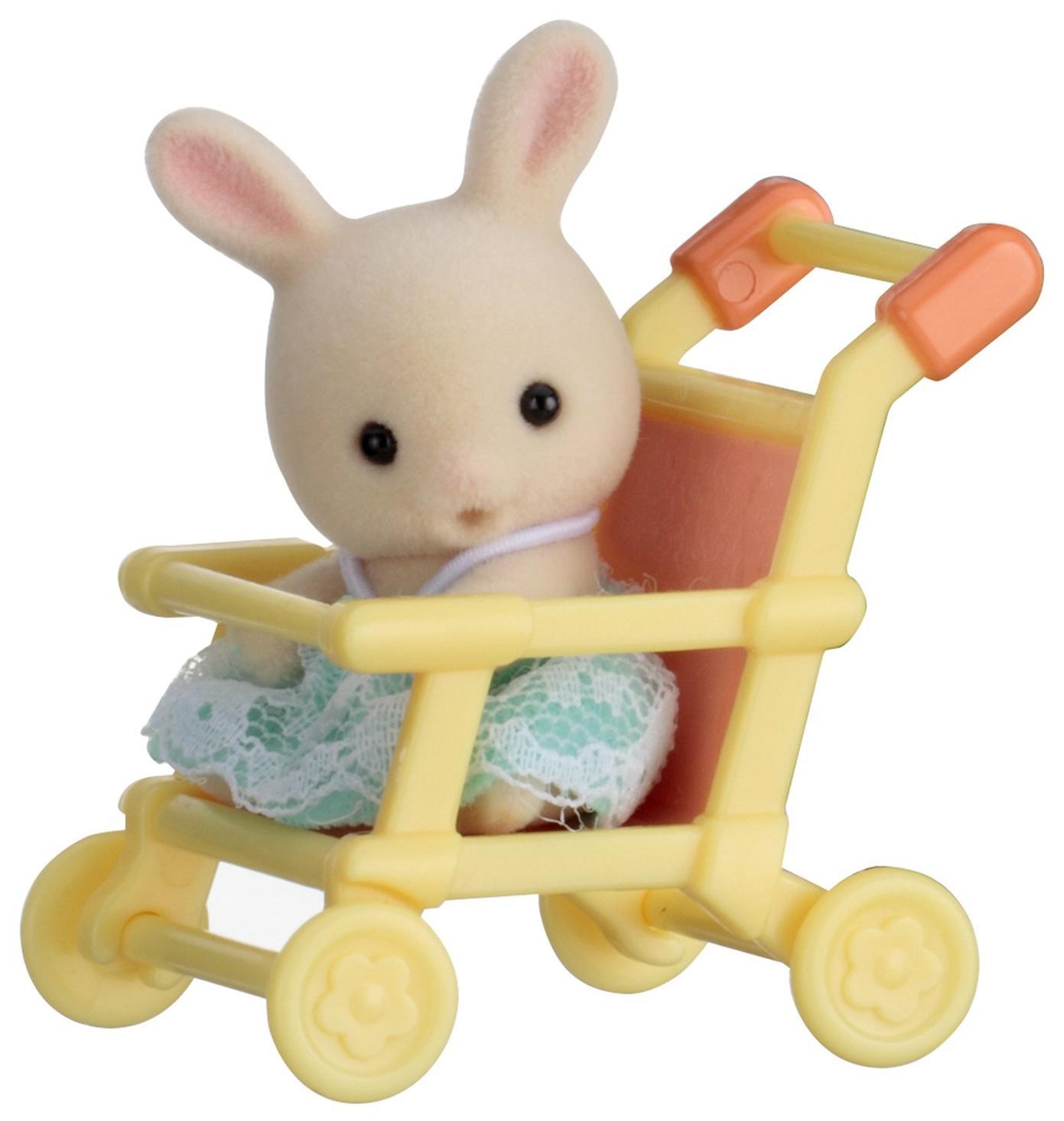 Купить Sylvanian Families Младенец в пластиковом сундучке - набор фигурок, Китай