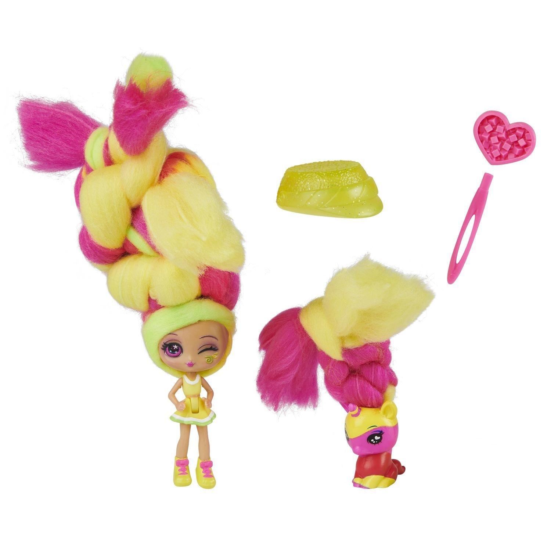 Кукла Candylocks Тропики №2 Лемон Лу и Пегг