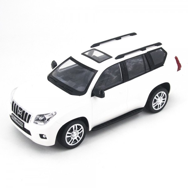 "Creative Double Star ""Toyota Land Cruiser Prado White 1:16 - 1052-W"" - Радиоуправляемый джип"