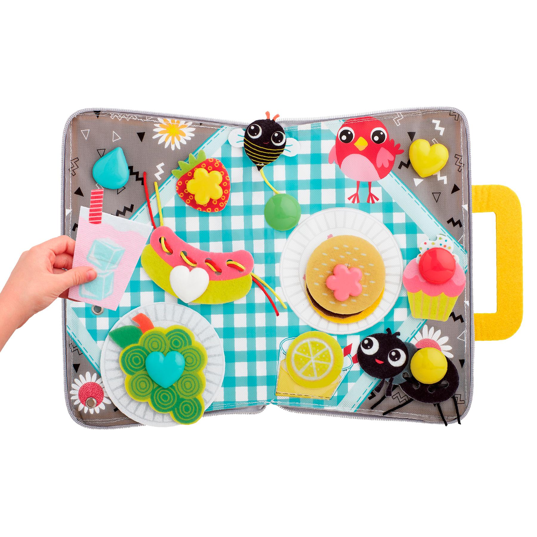 Купить Alex 220100-5 Набор для создания поделки из текстиля Пикник , Китай