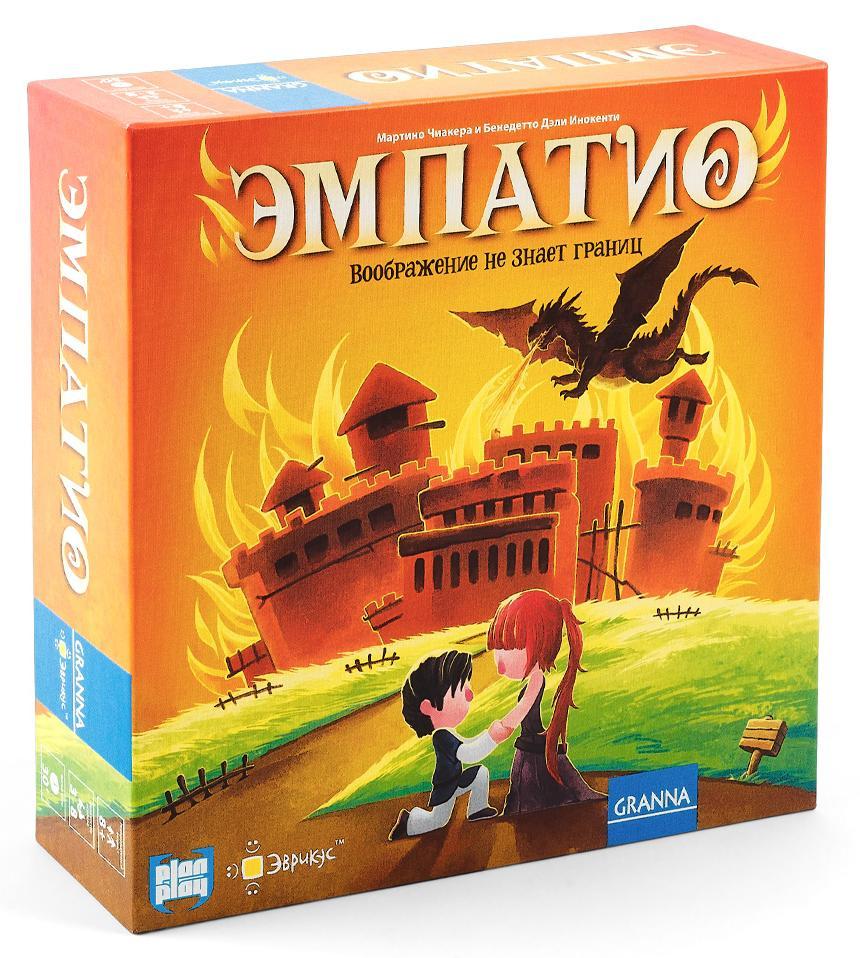 Купить Эврикус Настольная игра Эмпатио , Польша