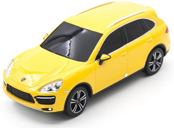 Купить Rastar Porsche Cayenne Yellow 1:24 - RAS-46100-Y - Радиоуправляемая машина, Китай