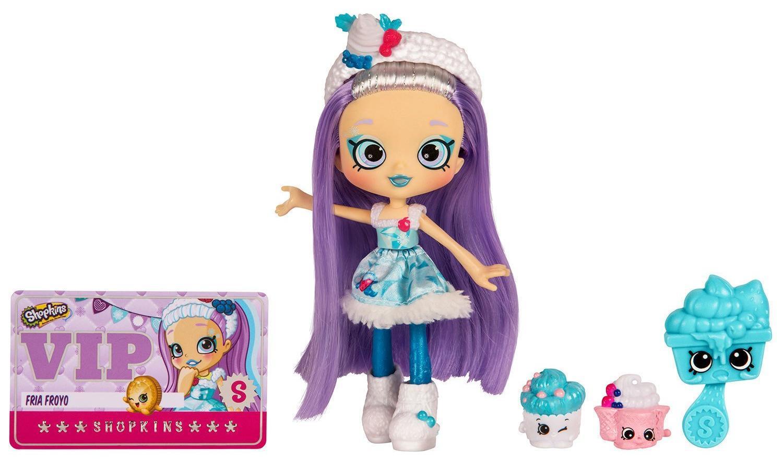 Купить Shopkins Shoppies - ФЕЯ ФРИЯ - кукольный набор   15 см.