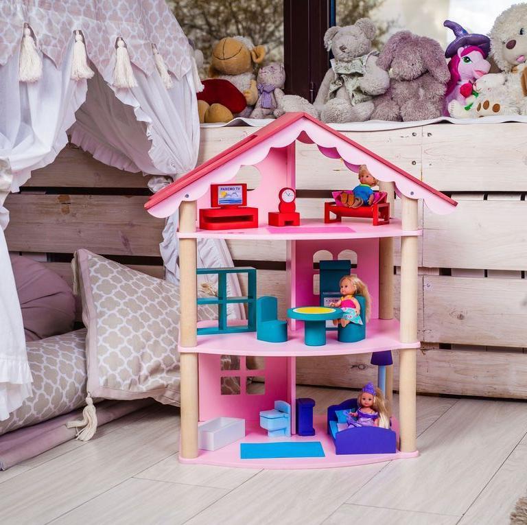структуры дома для игрушек картинки представлено множество идей