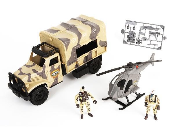 Купить Chap Mei Набор: Десантный грузовик 545059 - набор фигурок, Новая Зеландия