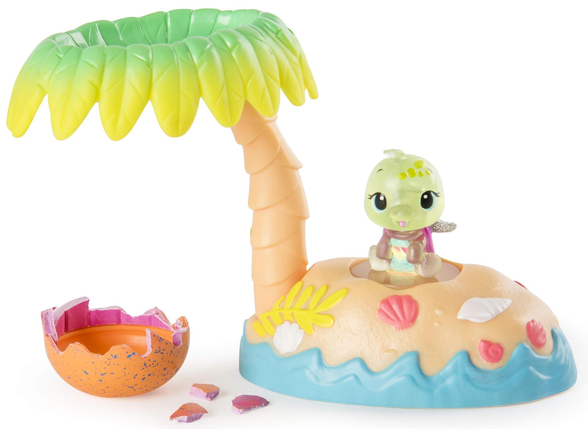 Купить Hatchimals Домик-гнездо - Побережье - игровой набор со светом, Китай