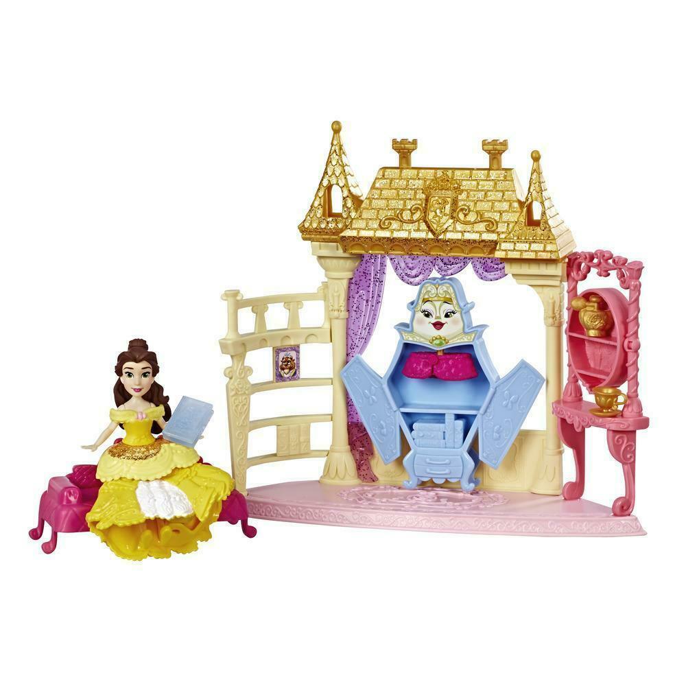 Купить Игровой набор Disney Princess Спальня Белль , Китай