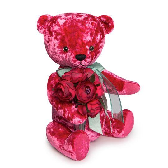 Мягкая игрушка BUDI BASA BAr-70 Медведь БернАрт розовый