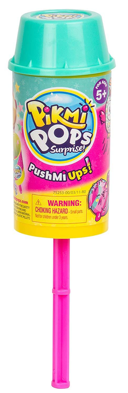 Купить Ароматизированная игрушка Pushmi Ups Льдинки с конфетти, Pikmi Pops, Китай