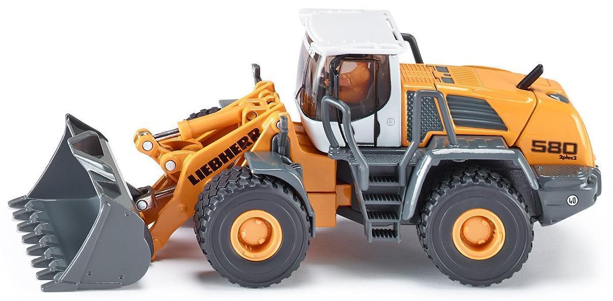 Купить SIKU Бульдозер Liebherr R580 - игрушечная строительная техника