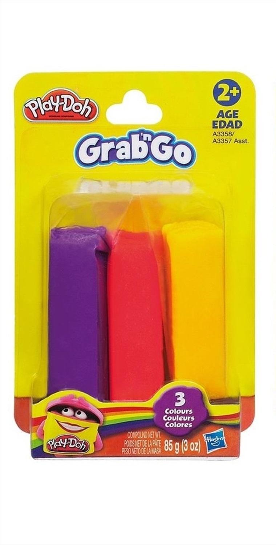 Купить Hasbro Play-Doh Набор из трех цветов, Китай