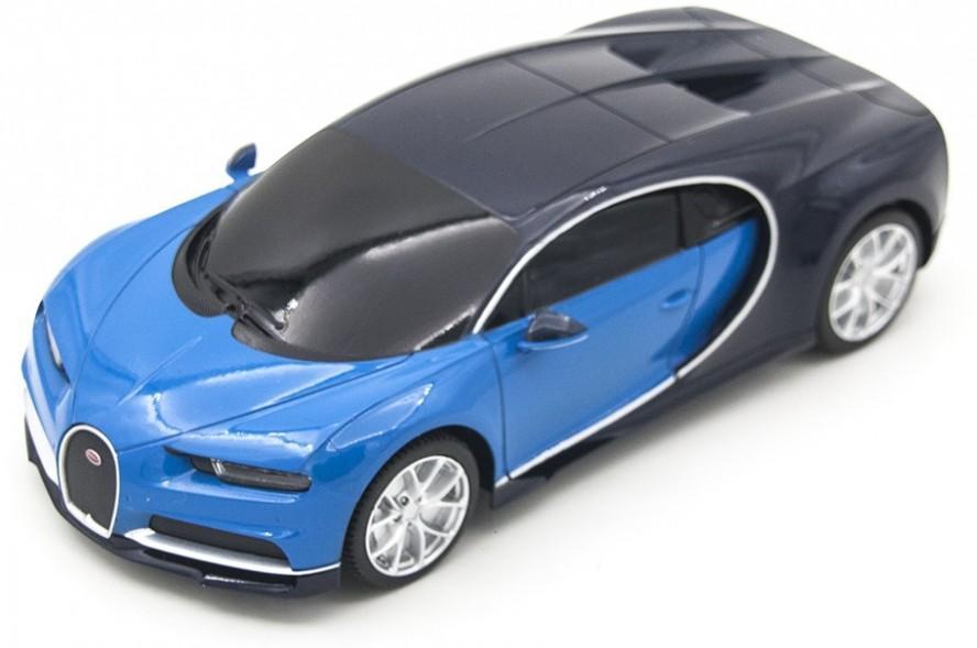 Купить Rastar Veyron Chiron Blue 1:24 - RAS-76100 - Радиоуправляемая машина, Китай