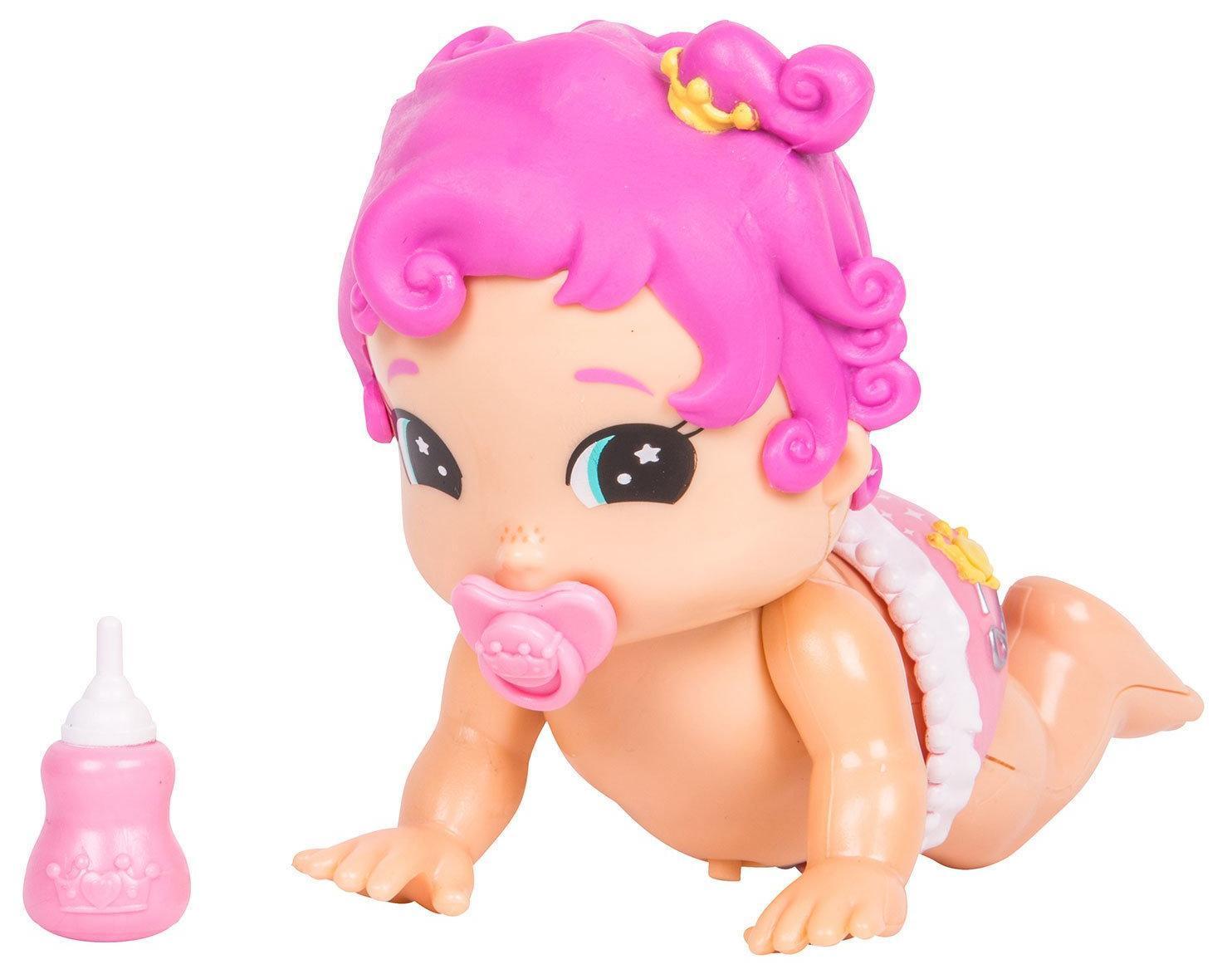 """Bizzy Bubs """"Малыш - Примми"""" - интерактивный пупс"""