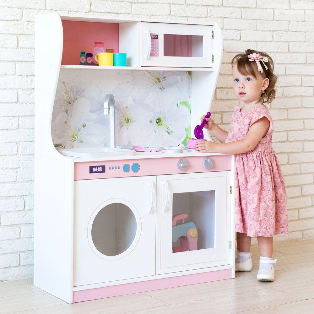 Купить Paremo Игрушечная мини-кухня Фиори Бьянка , Россия