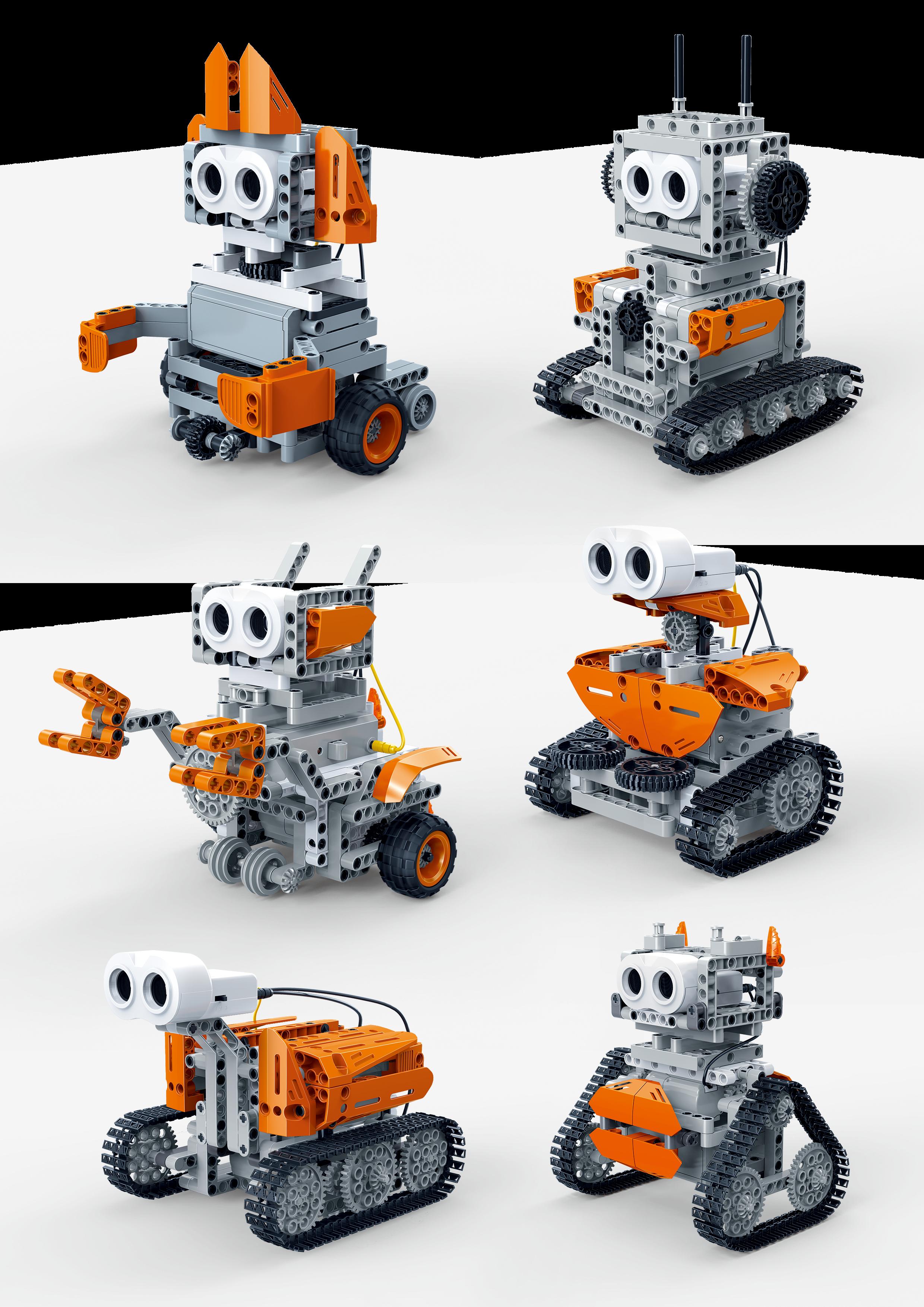 """BanBao Электронный конструктор в наборе """"Ультразвуковые роботы"""""""