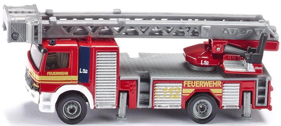 Купить SIKU Пожарная машина с лестницей, 1:87, Китай