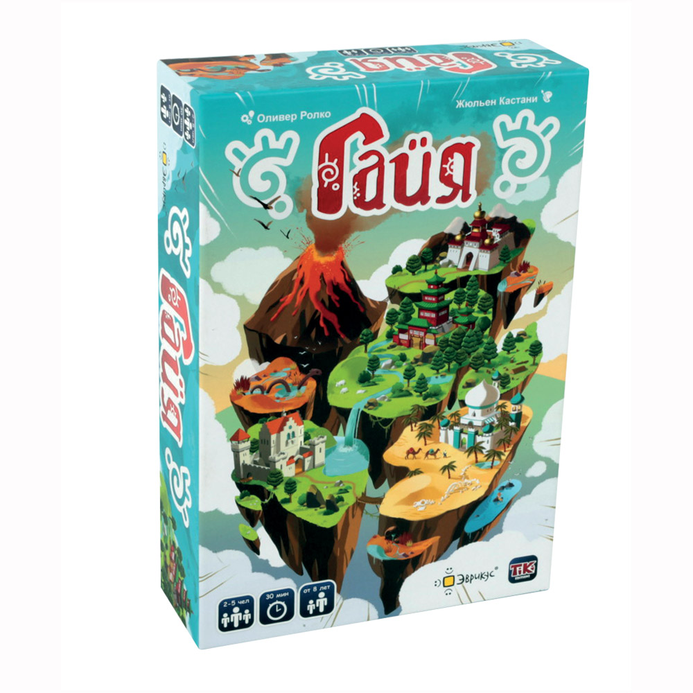 Купить Эврикус Настольная игра Гайя , Китай