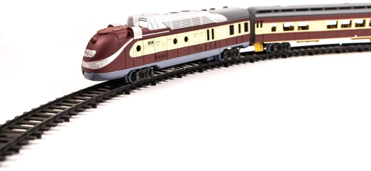 """Fenfa """"EuroExpress 325 см   1601B"""" - Детская железная дорога"""