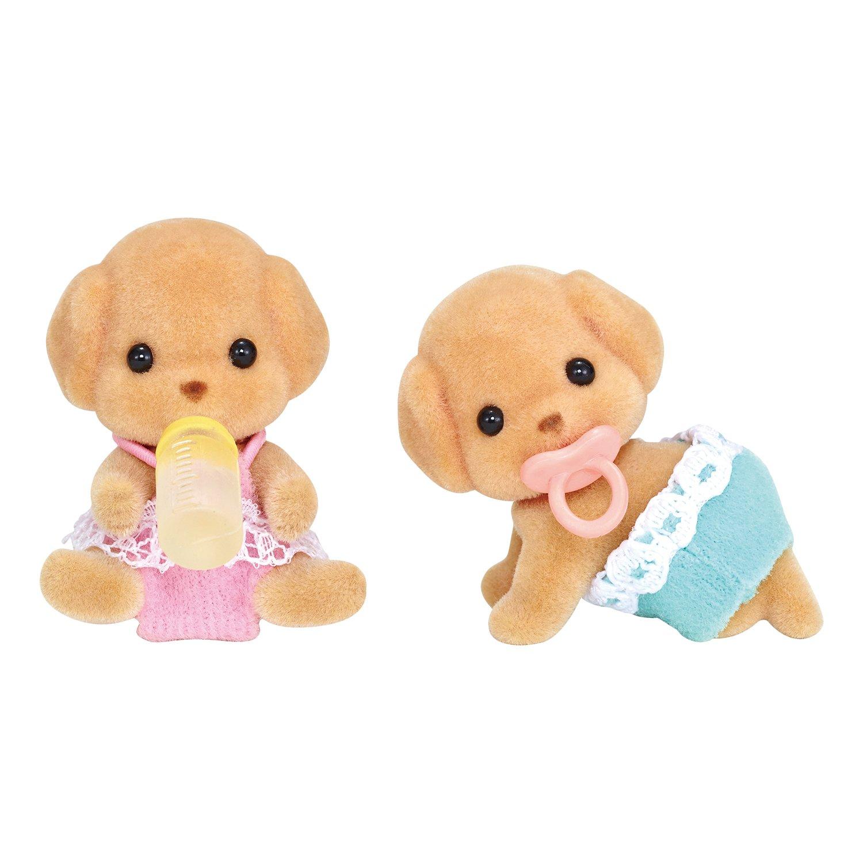 Купить Sylvanian Families Игровой набор Той Пудели-двойняшки , Китай