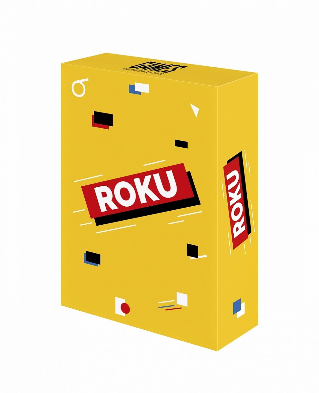 Настольная игра GAMES CORPORATION GC006 Roku