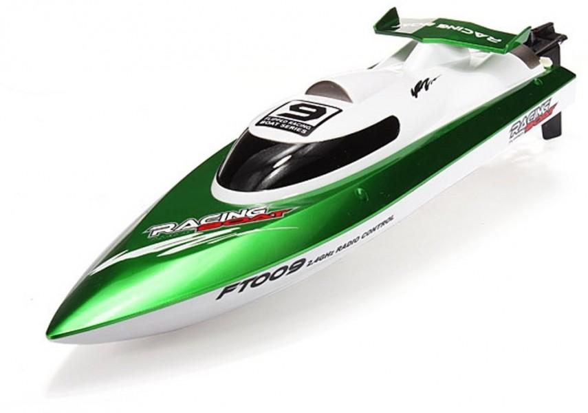 """Fei Lun """"High Speed Green Boat 2.4GHz - FT009-G"""" - Радиоуправляемый катер"""