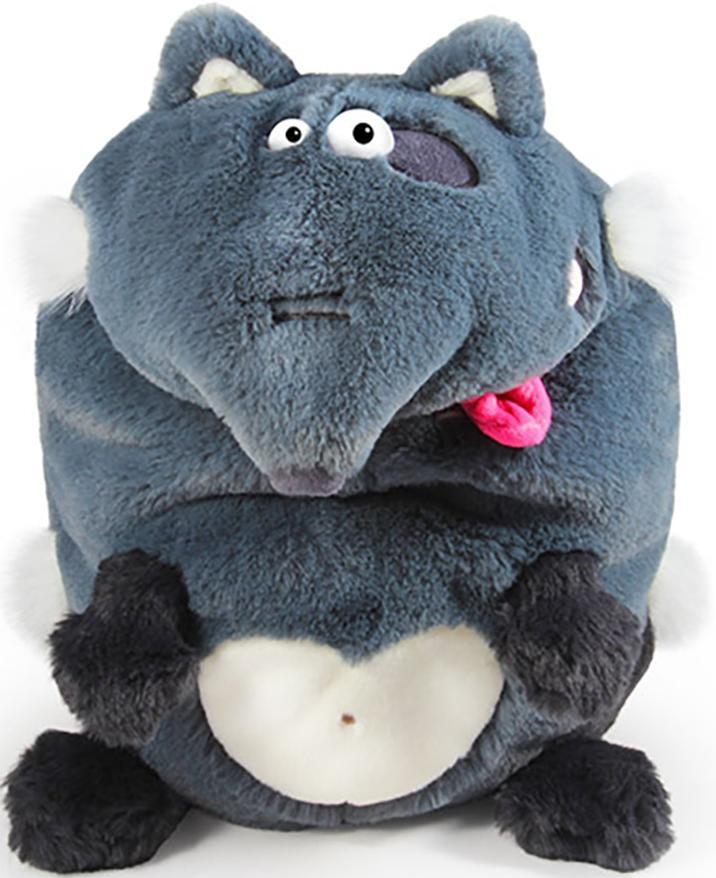 Мягкая игрушка BUDI BASA Волк,26 см
