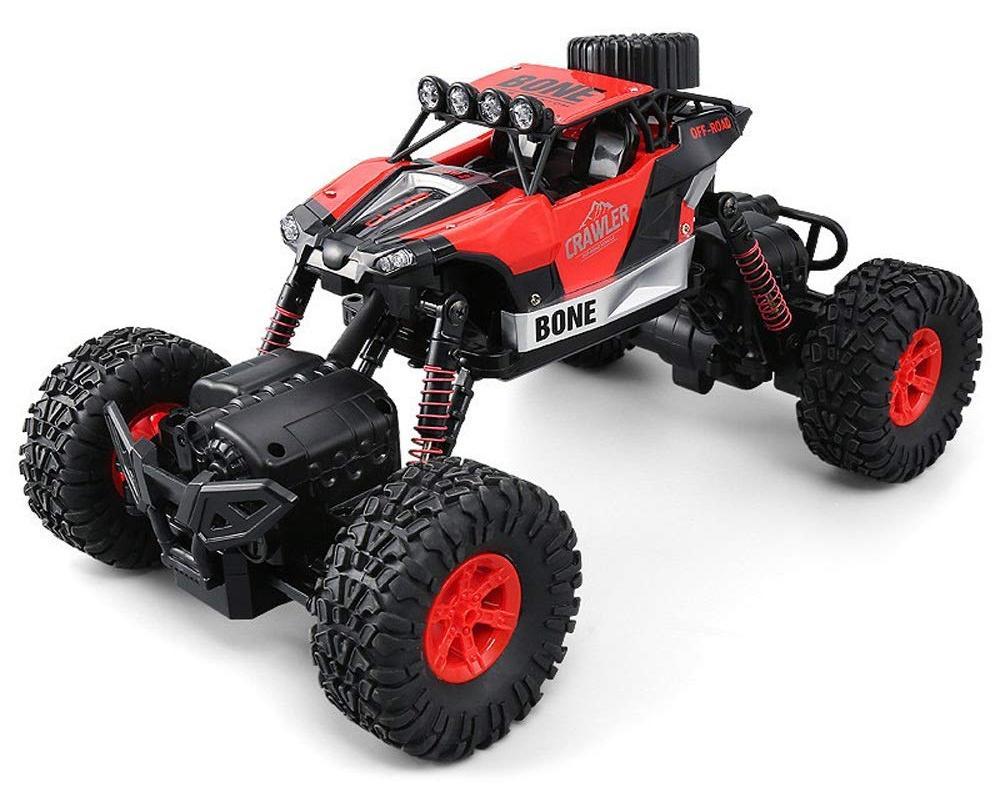"""Crazon """"Red Crawler 4WD 2.4G   171602B"""" - радиоуправляемый краулер-амфибия"""